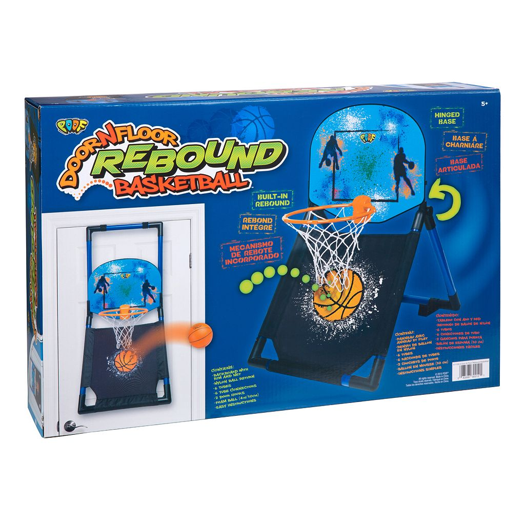 POOF Door N Floor Rebound Basketball