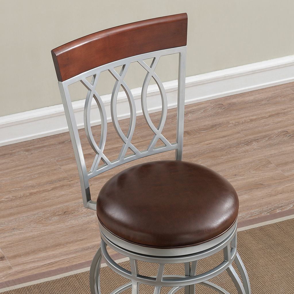 American Heritage Billiards Bella Bar Stool