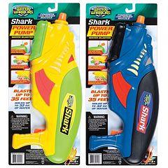 Buzz Bee Toys Water Warriors Shark Water Blaster