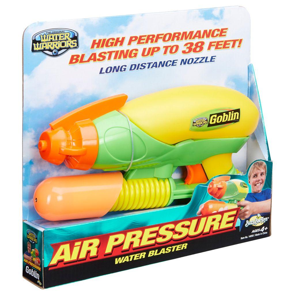 Buzz Bee Toys Water Warriors Goblin Water Blaster