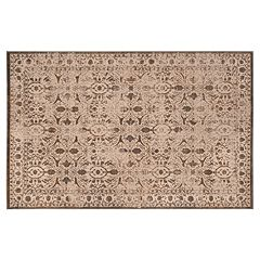 Safavieh Brilliance Gabriella Framed Floral Rug