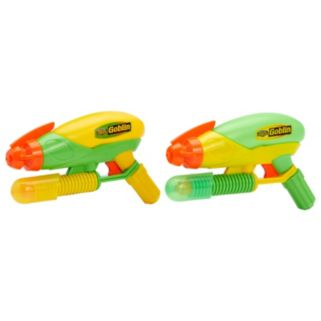Buzz Bee Toys Water Warriors Goblin Water Blaster 2-Pack
