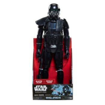 "Star Wars Rogue One Death Trooper 20"" Big-Figs Figure"