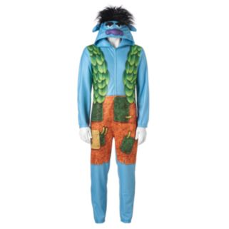 Men's Troll Microfleece Union Suit
