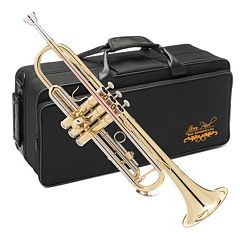 Jean Paul Student Intermediate Trumpet, Case & Maintenance Kit