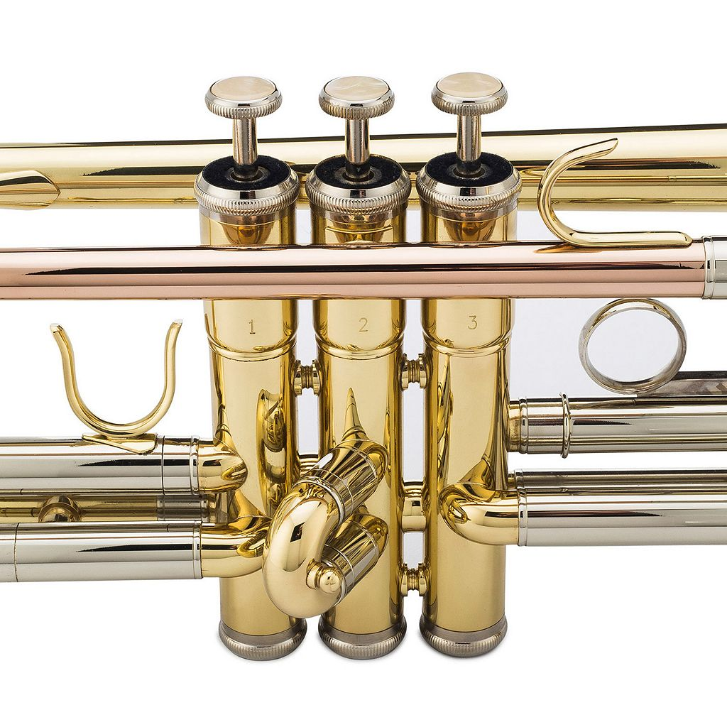 Jean Paul Student Intermediate Trumpet, Case & Maintenance Kit