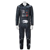 Men's Star Wars Darth Vader Microfleece Union Suit