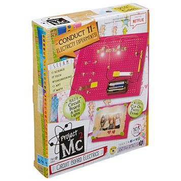 Project MC2 Circuit Board Room Light