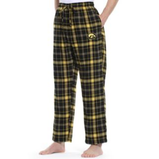 Men's Iowa Hawkeyes Ultimate Flannel Pants