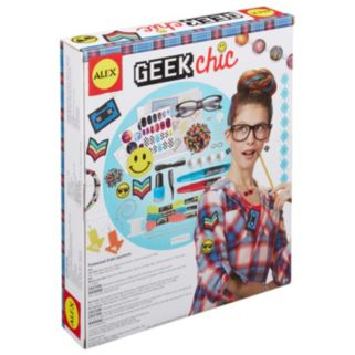 ALEX Toys Do-it-Yourself Wear Geek Chic Accessories Kit