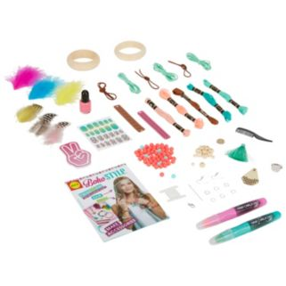 ALEX Toys Do-it-Yourself Wear Boho Style Kit