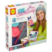 ALEX Toys Cool Crocheting Kit