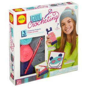 ALEX Toys Cool Crocheting Kit