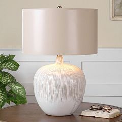 Georgios Textured Ceramic Table Lamp