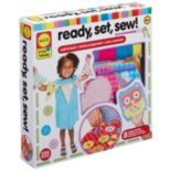 ALEX Toys Little Hands Ready Set Sew Kit