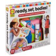 ALEX Toys Little Hands Ready Set Bodies Kit