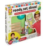 ALEX Toys Little Hands Ready Set Dinos Kit