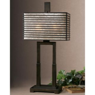 Becton Rectangle Table Lamp