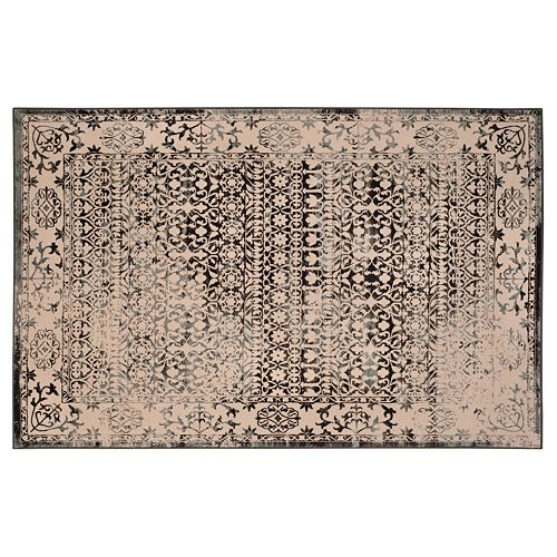 Safavieh Brilliance Amelia Framed Floral Rug