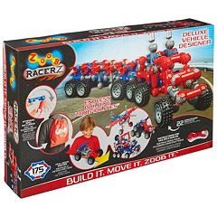 ZOOB RacerZ Deluxe Vehicle Designer Set