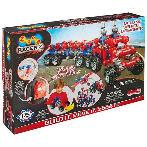 ZOOB RacerZ Deluxe Vehicle Designer Set