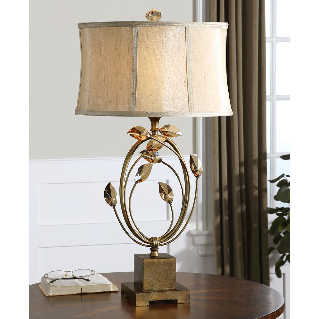 Alenya Leaves Table Lamp