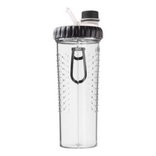 Dexas Snack-DuO 24-oz. Water Bottle with Snack Compartment