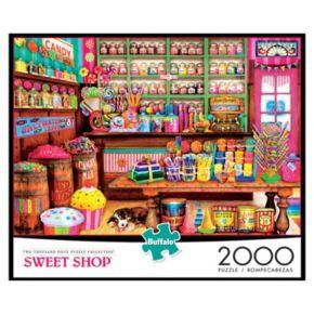 Buffalo Games 2000-pc. Sweet Shop Puzzle