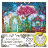 Buffalo Games 500-pc. Johanna Basford's Secret Garden Songbird Garden Puzzle