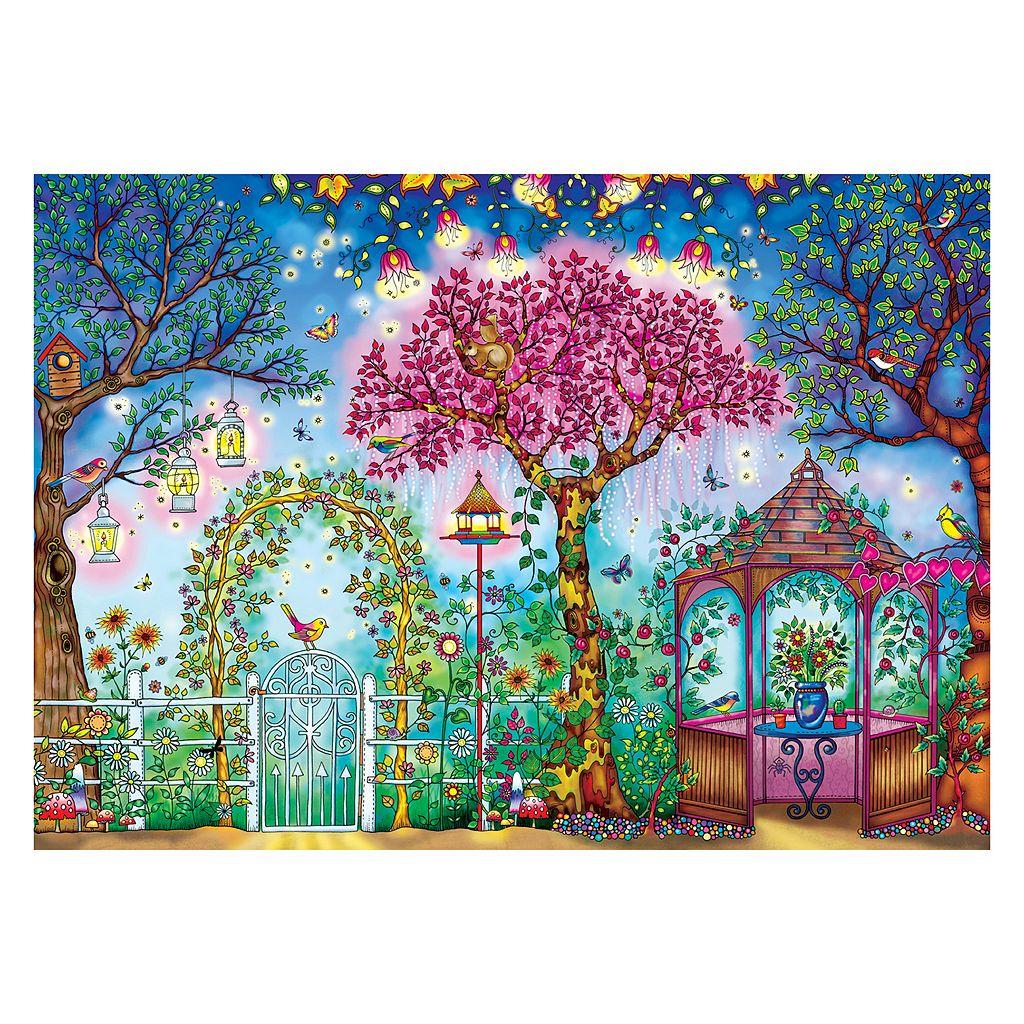 Buffalo Games 500-pc. Johanna Basford's Secret Garden Songbird Garden Puzzle