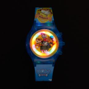 Paw Patrol Chase, Marshall, Rubble & Rocky Kids' Digital Light-Up Watch