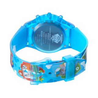 Paw Patrol Chase, Marshall, Rubble & Rocky Kids' Digital Light-Up Watch