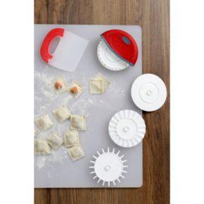 Dexas 4-pc. Dough Prep Wheel Set