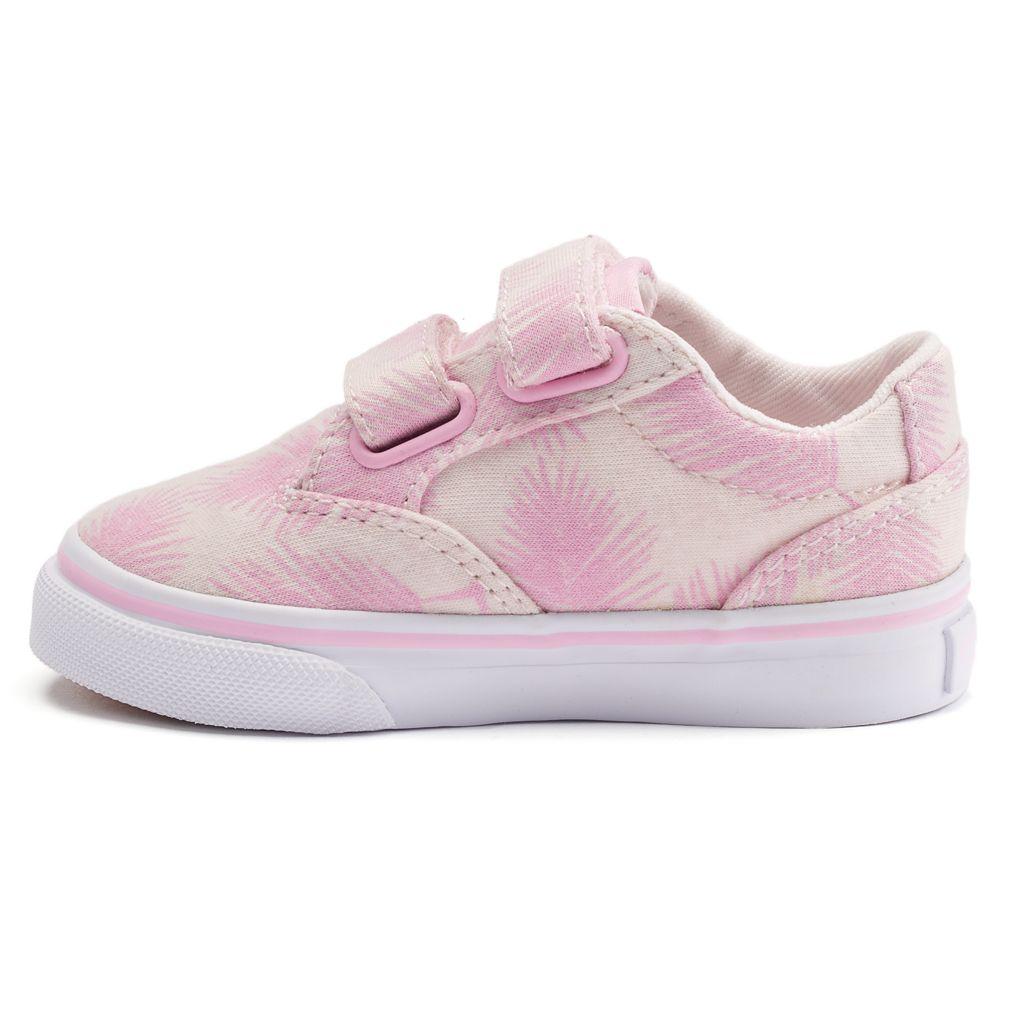 Vans Winston Toddler Girls' Palm Shoes