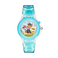 Paw Patrol Marshall, Chase & Rubble Kids' Digital Light-Up Watch