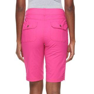 Women's Caribbean Joe Twill Skimmer Capris