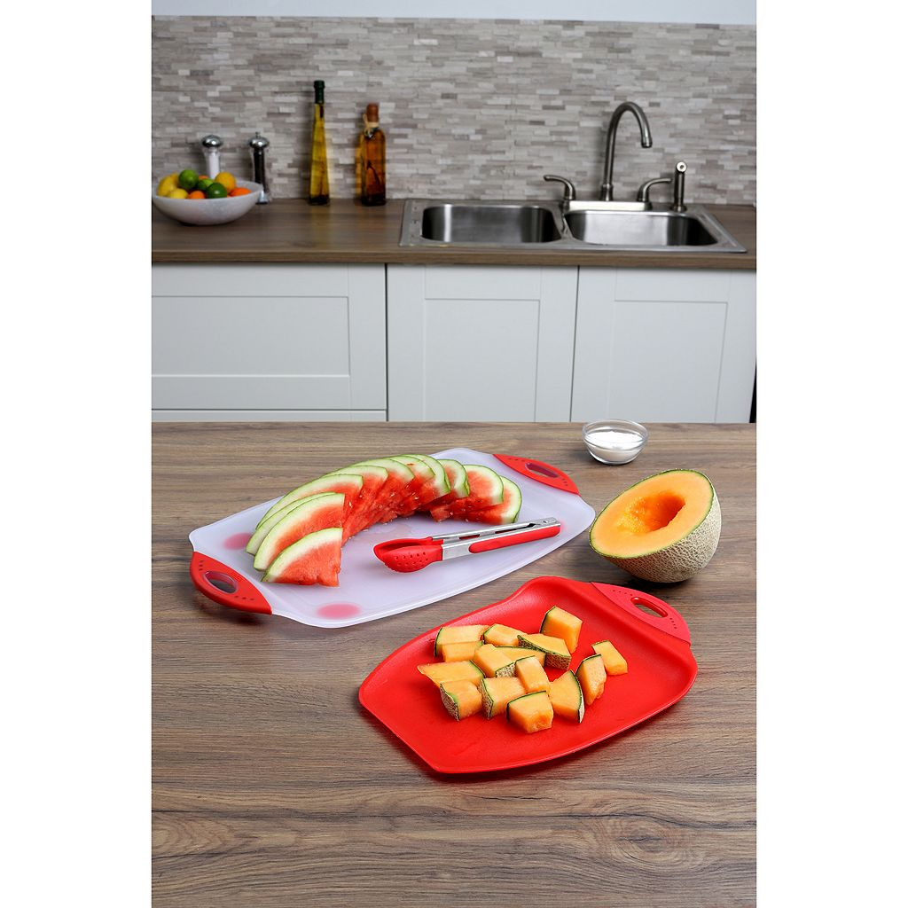 Dexas Chop & Serve Cutting Board