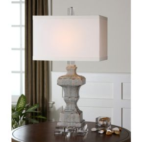 San Marcello Textured Ceramic Table Lamp