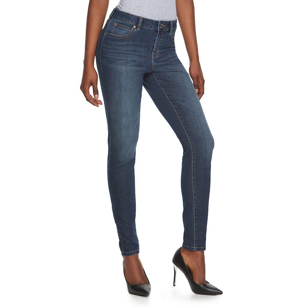 Women's Jennifer Lopez Curvy Skinny Jeans
