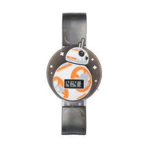 Star Wars BB-8 Kids' Digital Light-Up Watch