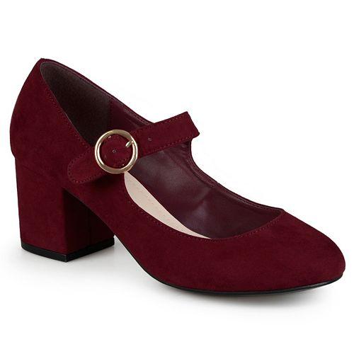 Journee Collection Harlo ... Women's Mary Jane Heels store sale hot sale for sale clearance store online gUtNaKm