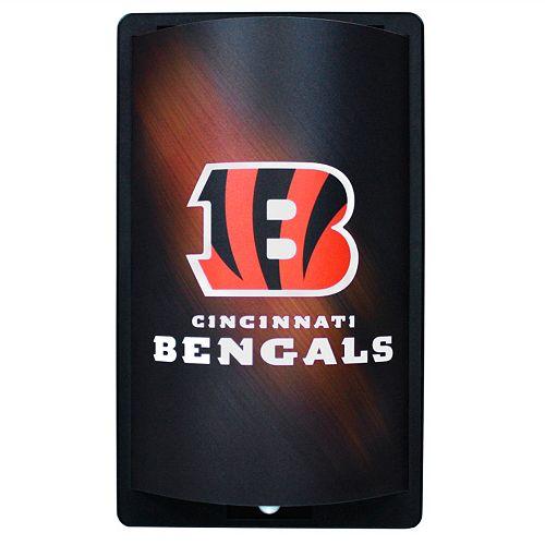 Cincinnati Bengals MotiGlow Light-Up Sign