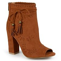 Journee Collection Lara Women's Ankle Boots