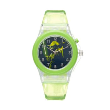 Star Wars Yoda Kids' Light-Up Watch