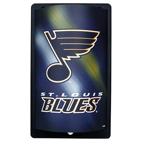 St. Louis Blues MotiGlow Light-Up Sign