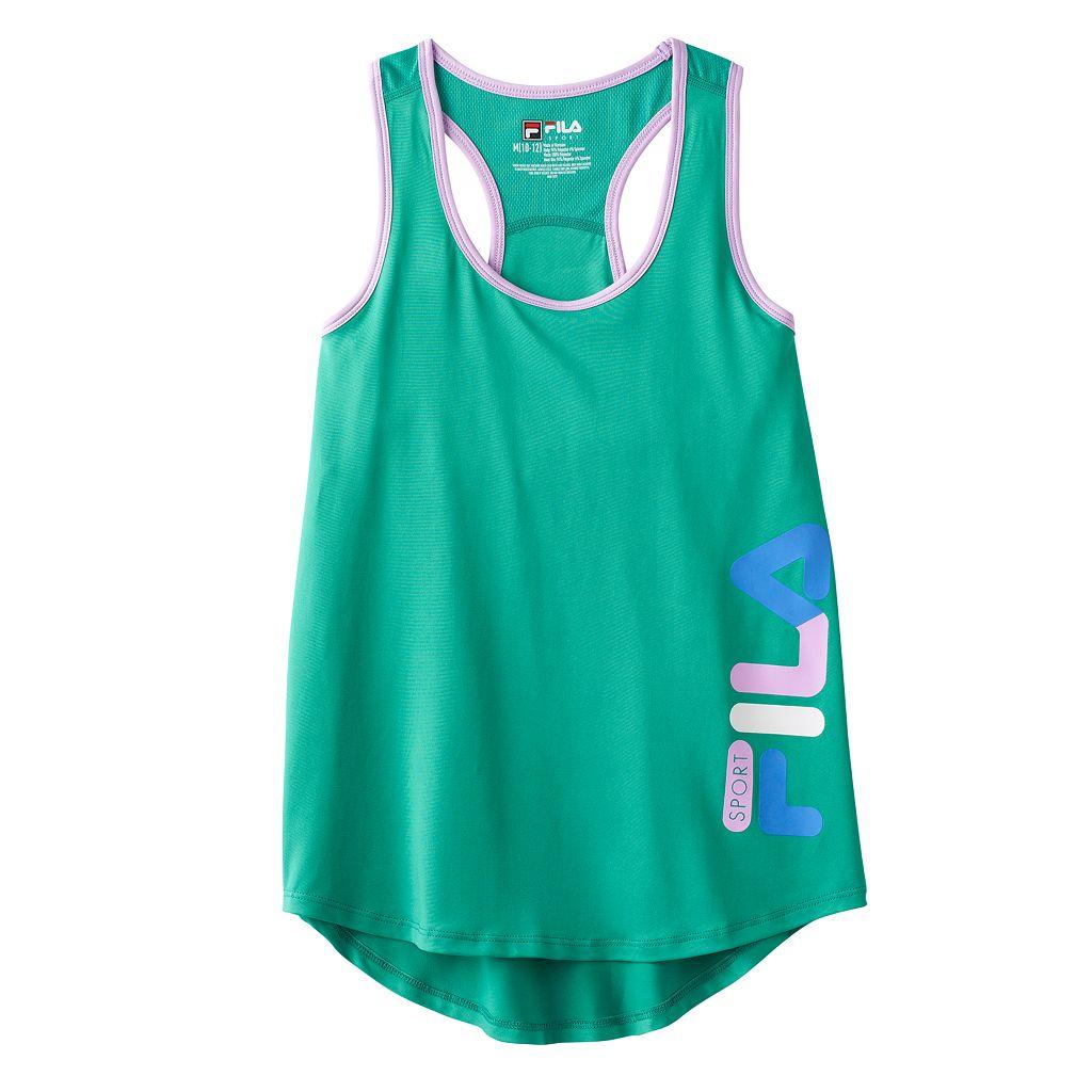 Girls 7-16 FILA SPORT® Racerback Tank Top