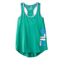 Girls 7-16 FILA SPORT® Racerback Tank Top