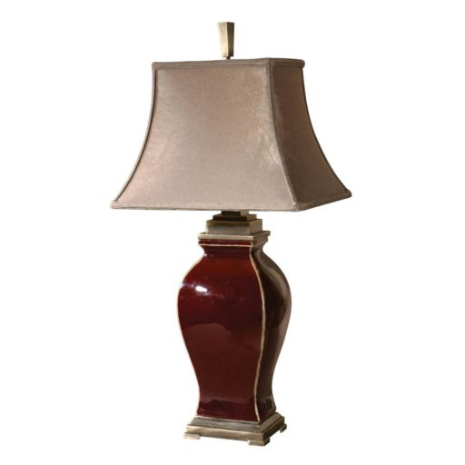 Rory Distressed Ceramic Table Lamp