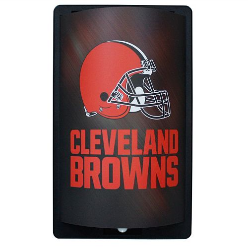 Cleveland Lighting Stores: Cleveland Browns MotiGlow Light-Up Sign