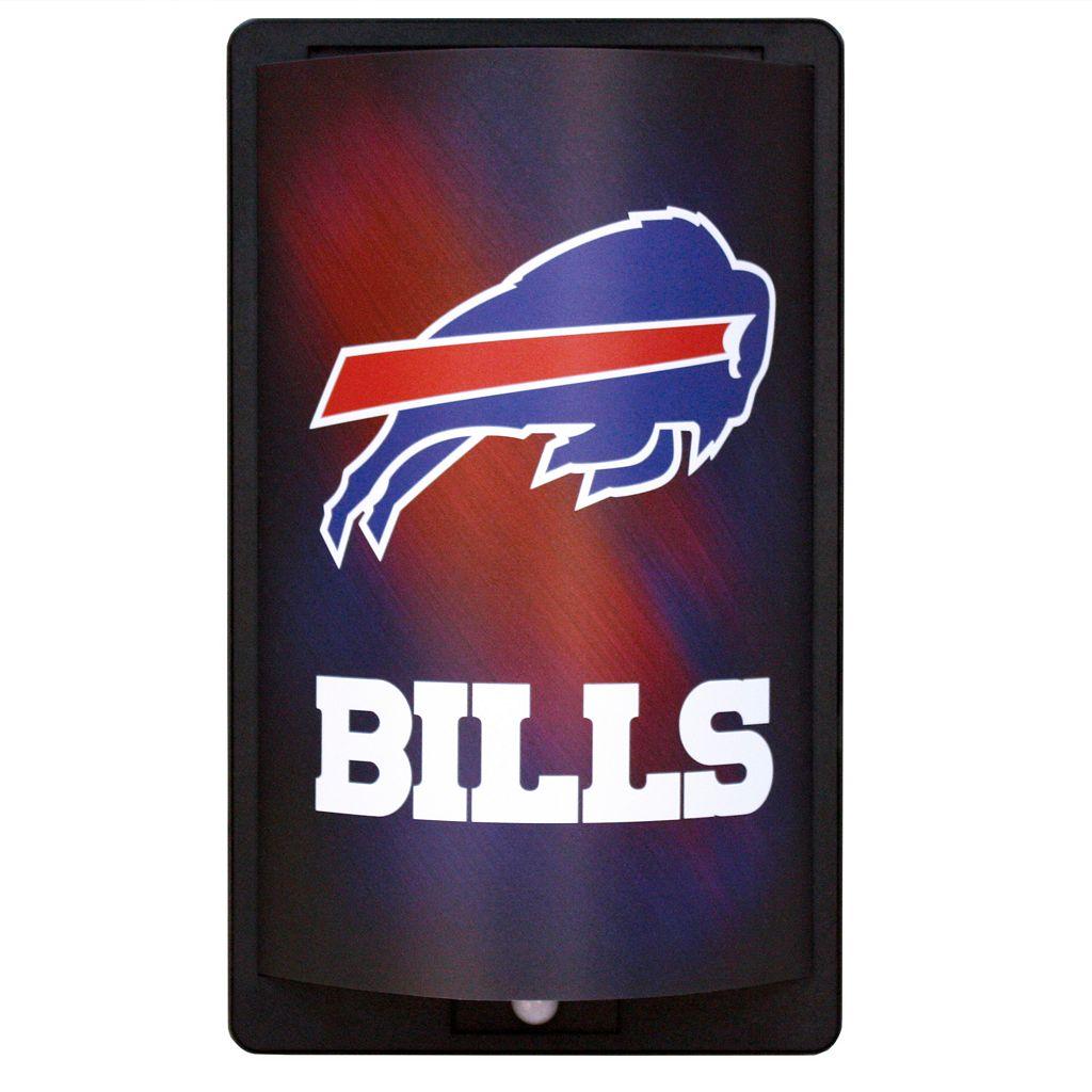 Buffalo Bills MotiGlow Light-Up Sign